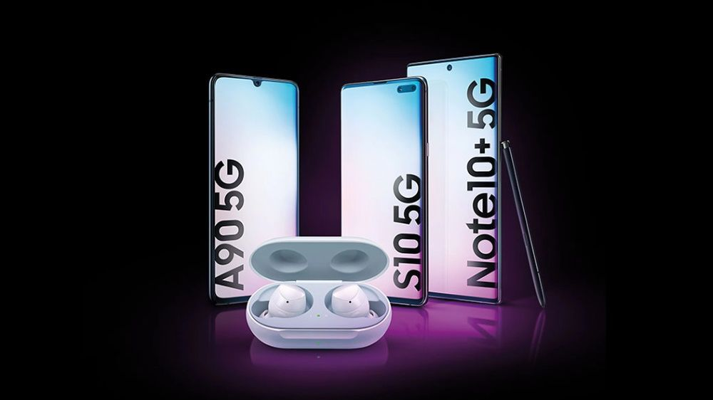 Free Galaxy Buds giveaway makes Samsung S10, Note 10 and A90 deals even better