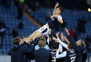 Kilmarnock v Dundee – Scottish Premiership – Play-off Final – Second Leg – The BBSP Stadium Rugby Park