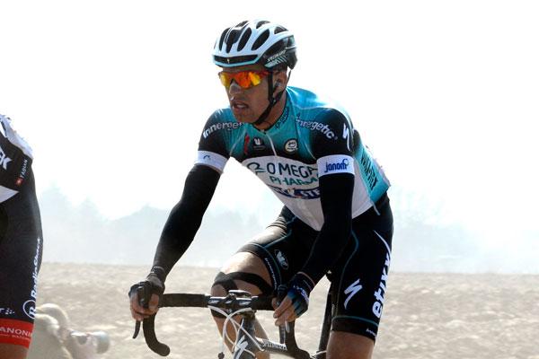 Zdenek Stybar, Paris-Roubaix 2013