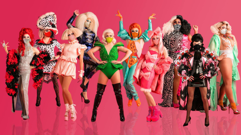 Watch RuPaul's Drag Race UK
