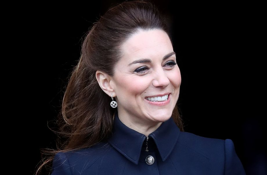 kate middleton reveals woman inspires parenting
