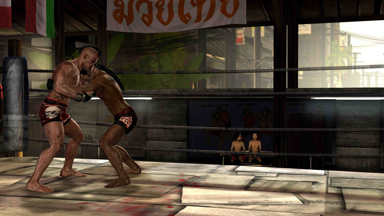 Supremacy MMA Takedown And Submission Screenshots Released #18583