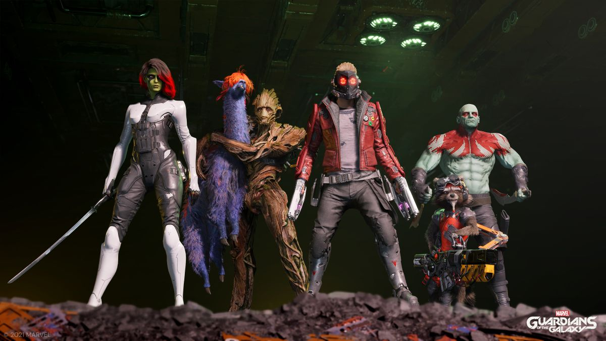 Marvel's Guardians of the Galaxy game devs talk Star-Lord decision-making and 80s soundtracks – Gamesradar