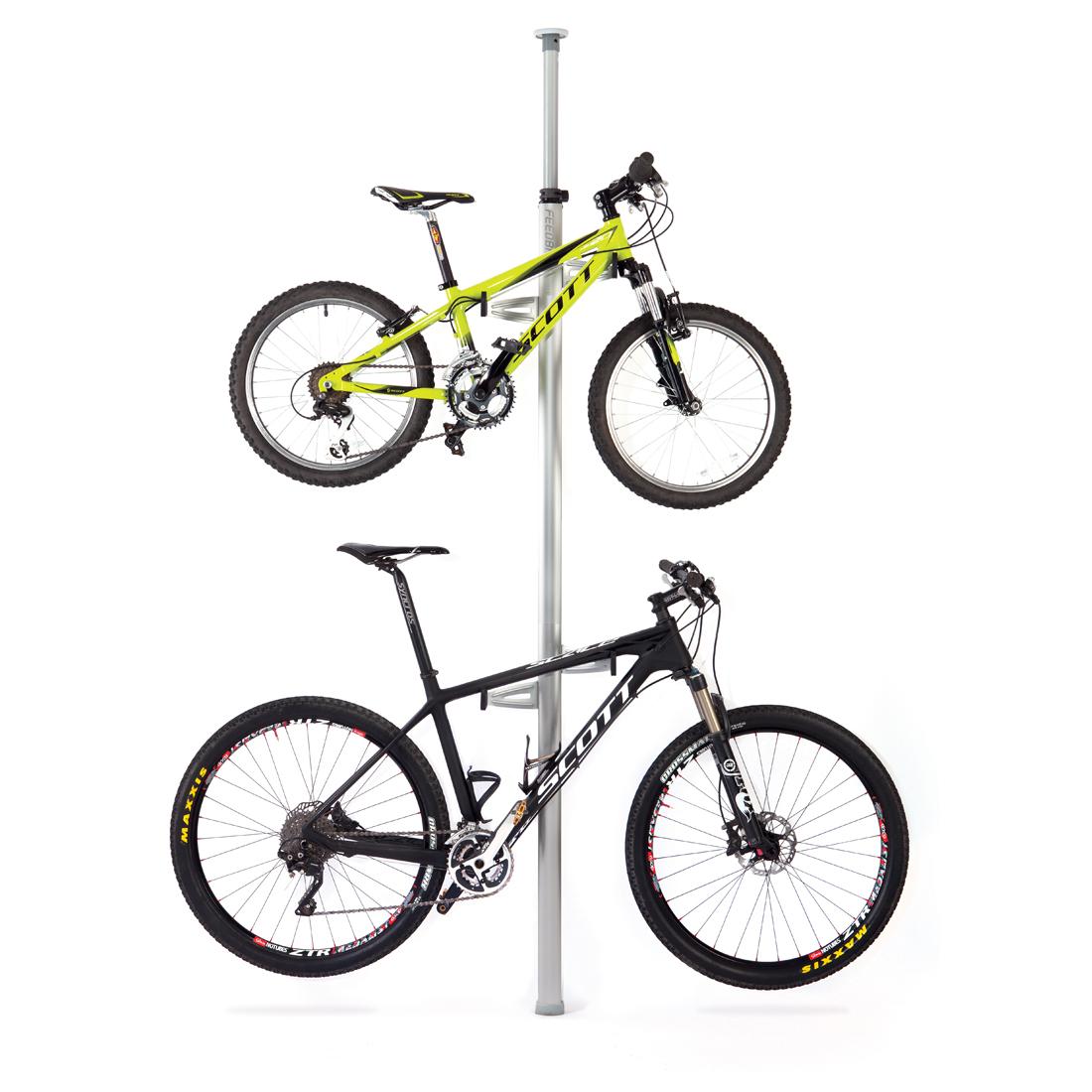 best bike storage solutions 2018 hooks racks and sheds cycling weekly. Black Bedroom Furniture Sets. Home Design Ideas