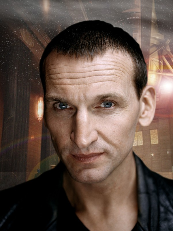 Christopher Eccleston was Doctor Who for one season in 2005 (BBC)