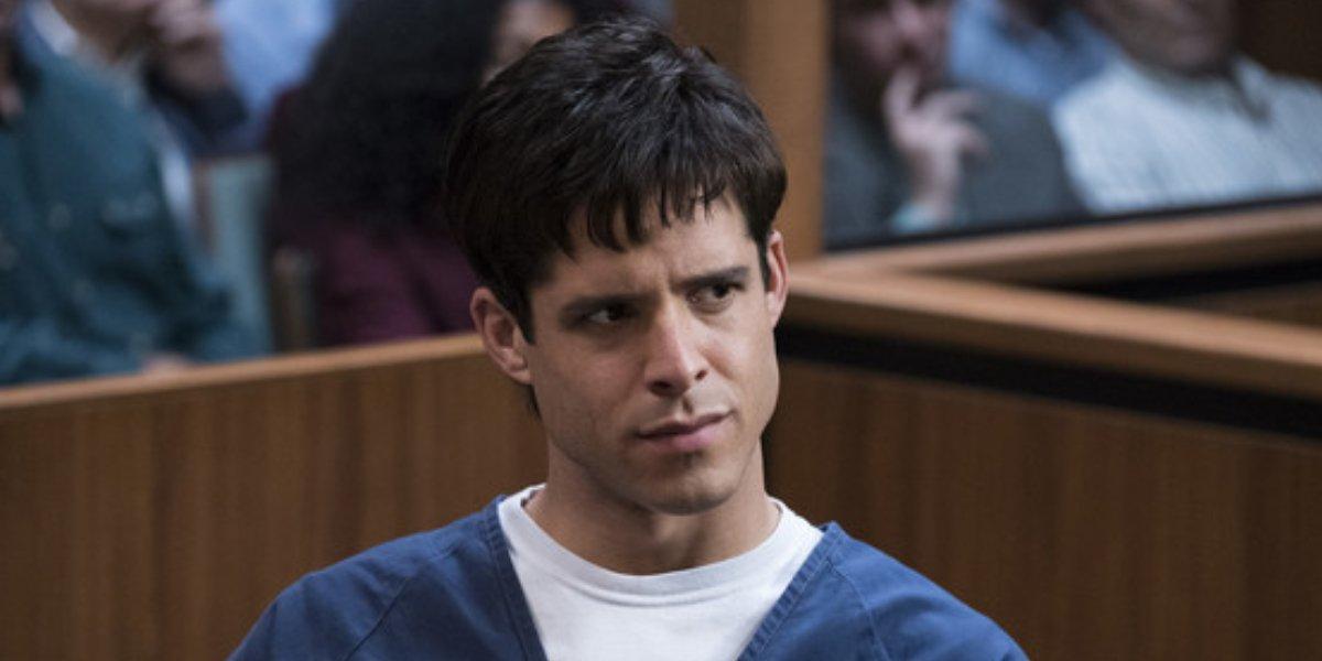 Miles Gaston Villanueva on Law & Order: True Crime