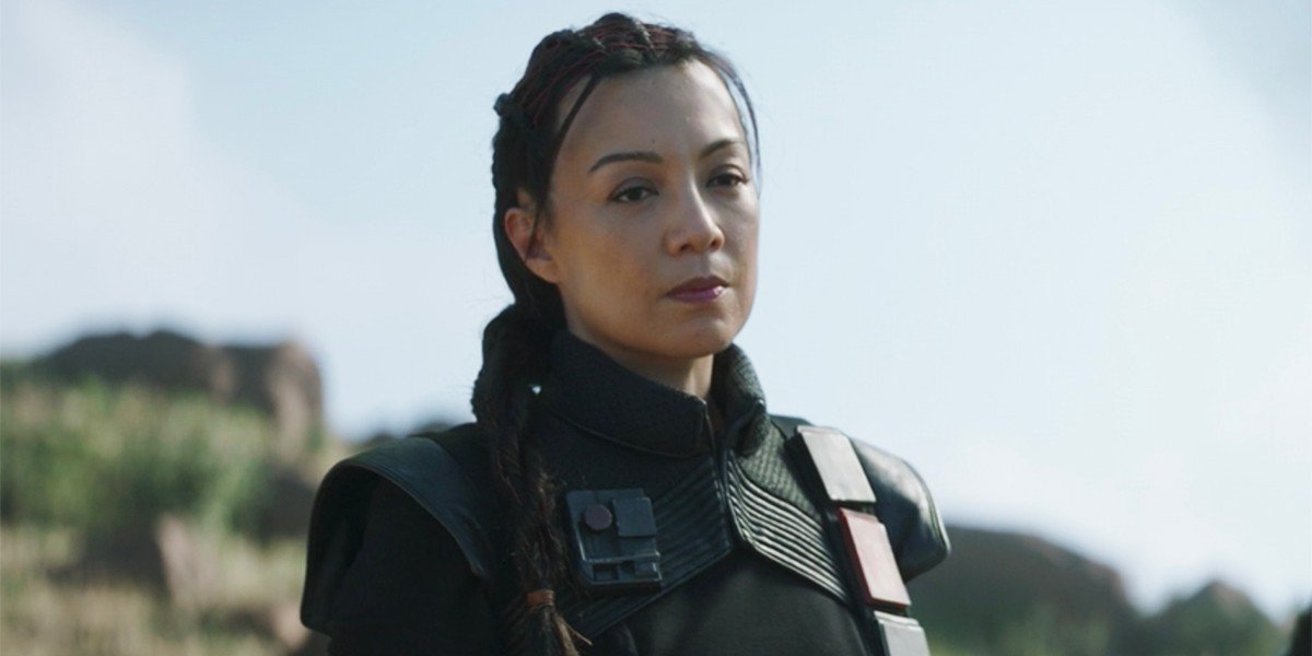 Ming-Na Wen as Fennec Shand on The Mandalorian (2020)