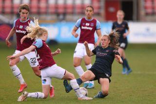 West Ham Women's squad