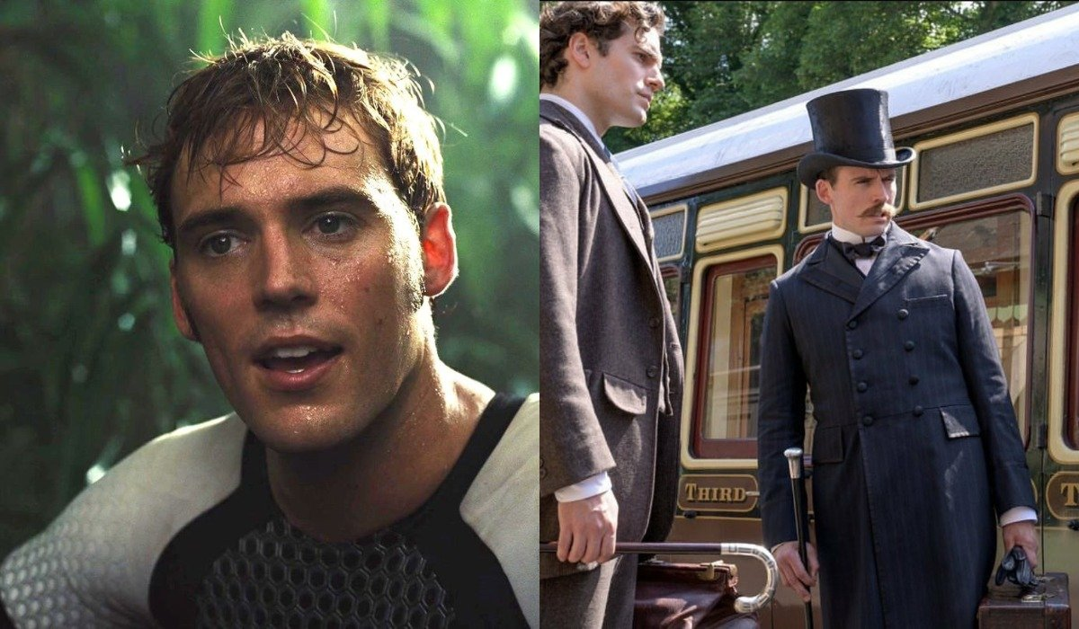 Sam Claflin in Hunger Games: Catching Fire and Enola Holmes