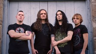 a press shot of annihilator