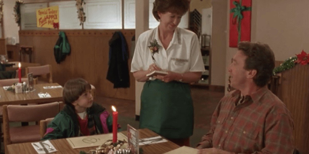 Eric Lloyd, Jayne Eastwood, Tim Allen - The Santa Clause