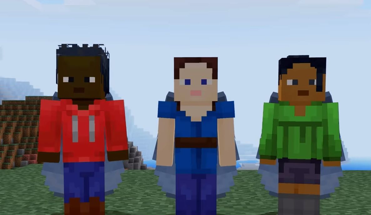 Sony Embraces Cross Play In Wholesome Trailer For Minecraft
