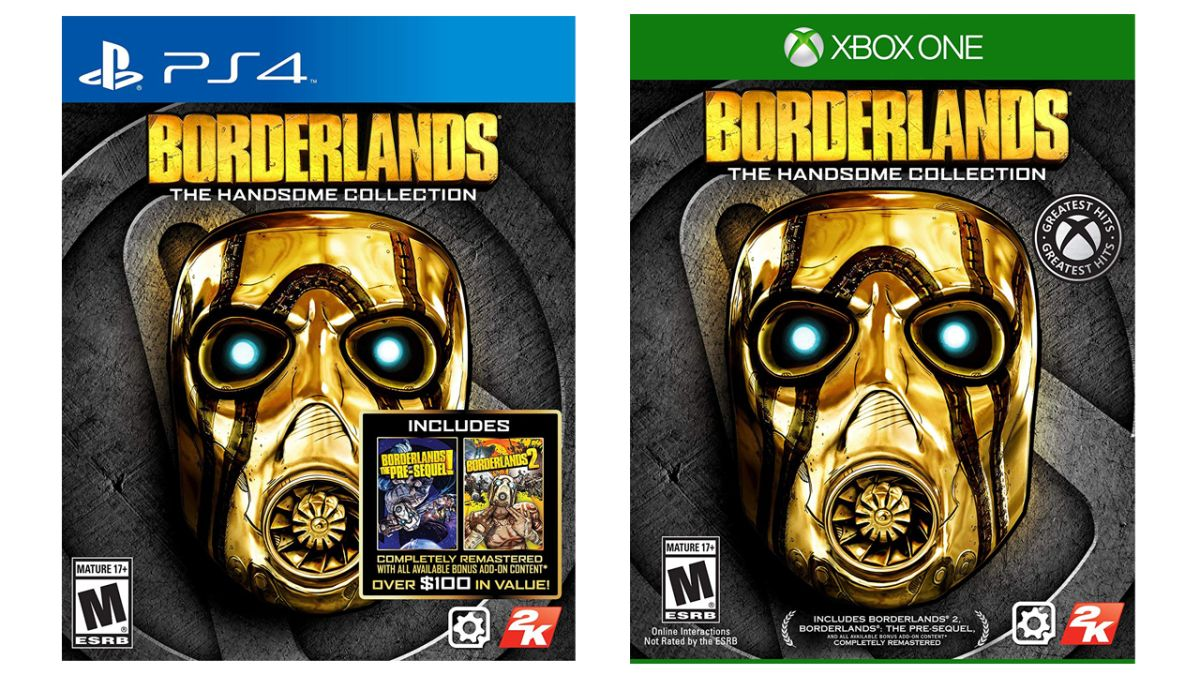 Borderlands: The Handsome Collection is $16 right now on PS4 and