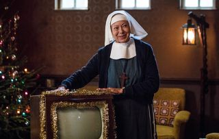 Call the Midwife Christmas special - Jenny Agutter