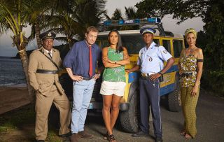 Death in Paradise new line up for 2019