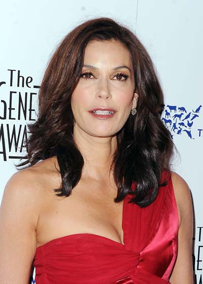 Teri Hatcher 'not sad' about end of Housewives