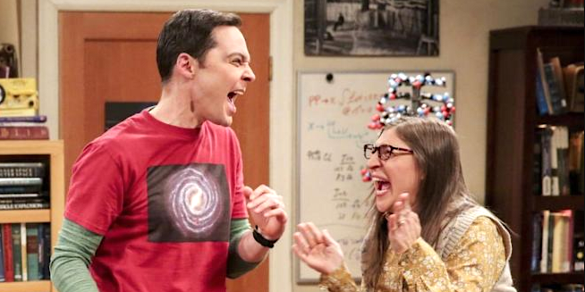 The Big Bang Theory Gets Some Love During Latest Nobel Prize Ceremony
