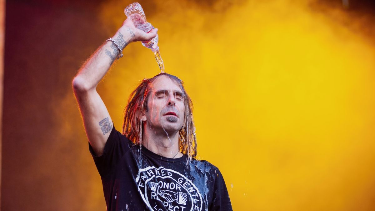 If I hadn't got sober, I was going to die, admits Lamb of God's Randy Blythe