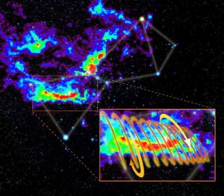 Space 'Slinky' Confirms Theory with a Twist