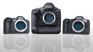 Canon firmware update