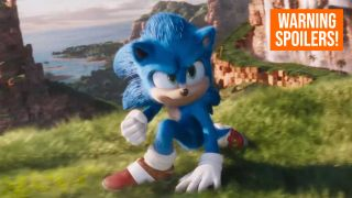 Sonic Movie Director Reveals Why That Character Wasn T