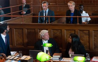 Coronation Street spoilers: Sally Webster goes it alone in court