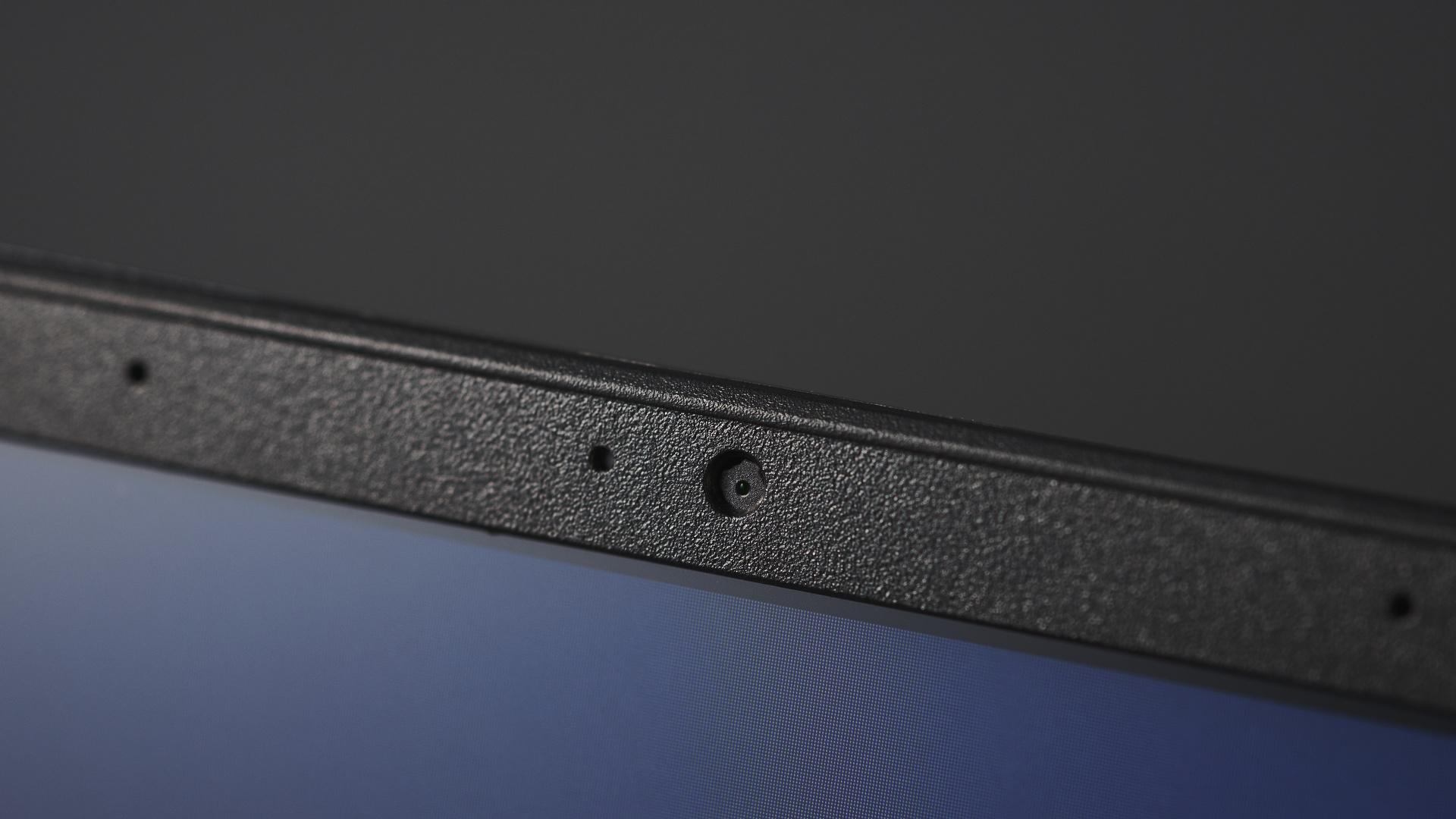 Acer Swift 3X webcam