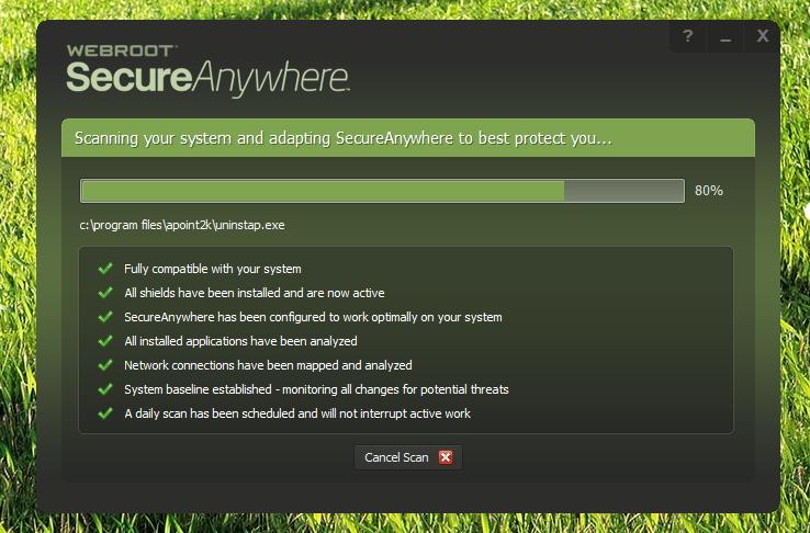 Webroot SecureAnywhere Antivirus 2015 Review | Tom's Guide