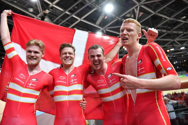 New team pursuit world record holders say they can go over a second faster at Tokyo Olympics - Cycling Weekly