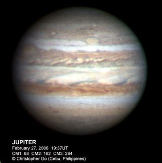 Surprise! Jupiter Has A New Red Spot