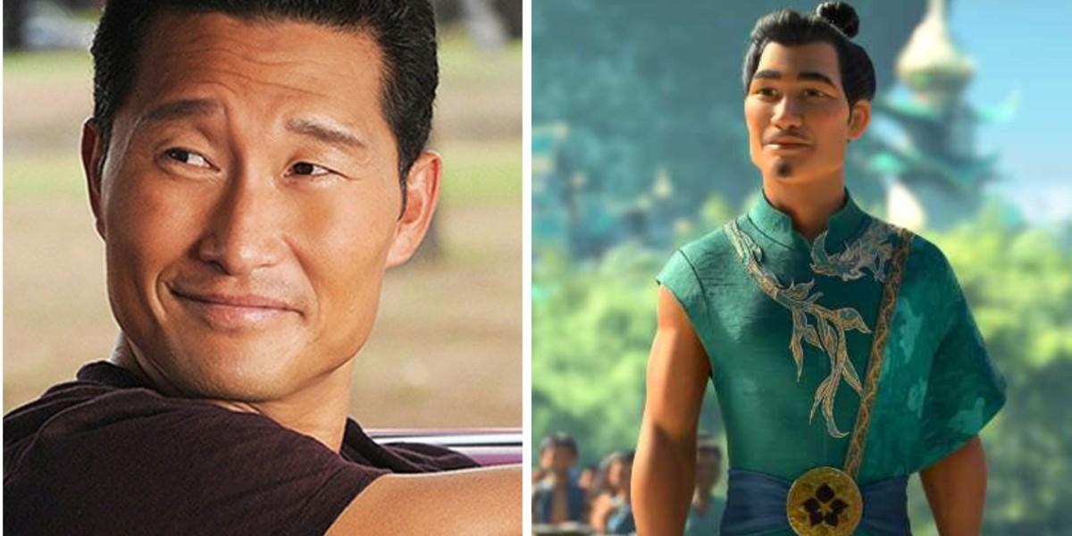 Daniel Dae Kim - Hawaii Five-0/Chief Benja in Raya and the Last Dragon