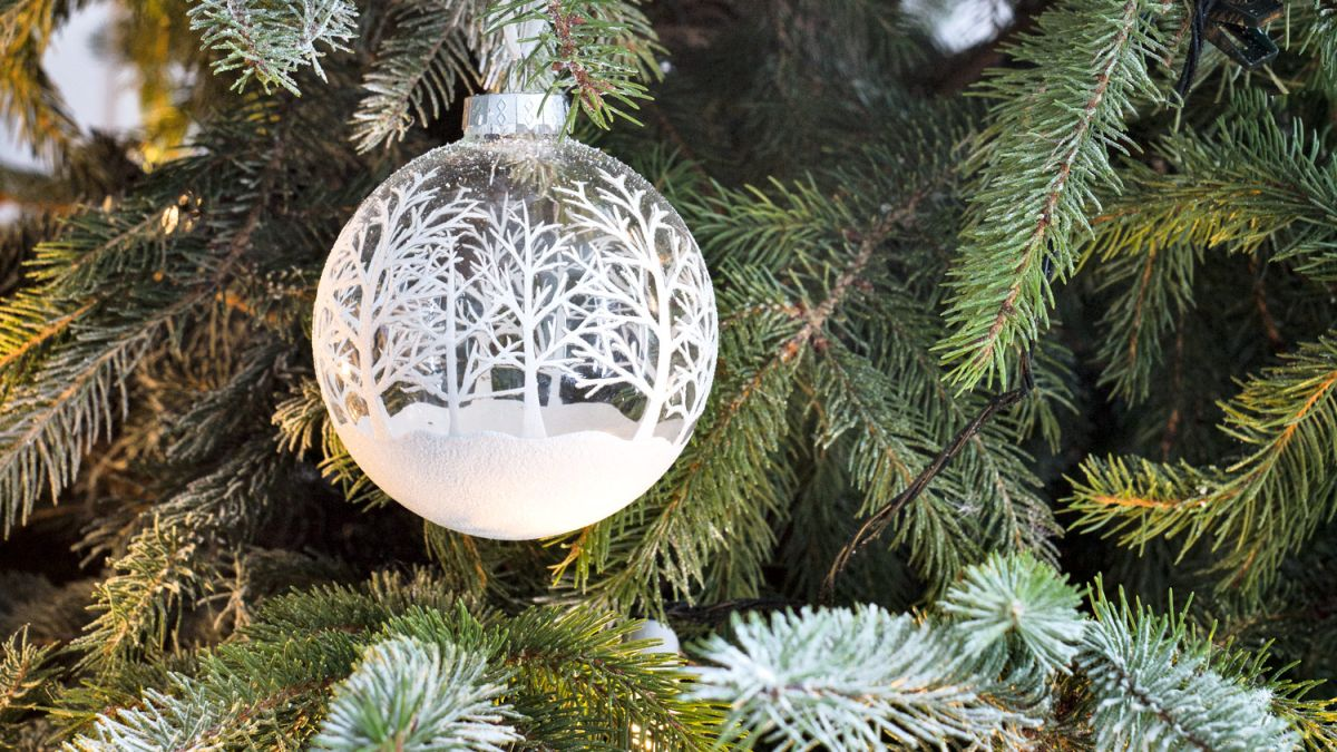 The best storage for packing away Christmas baubles and decorations