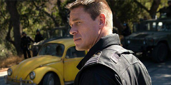 John Cena as Burns in Bumblebee