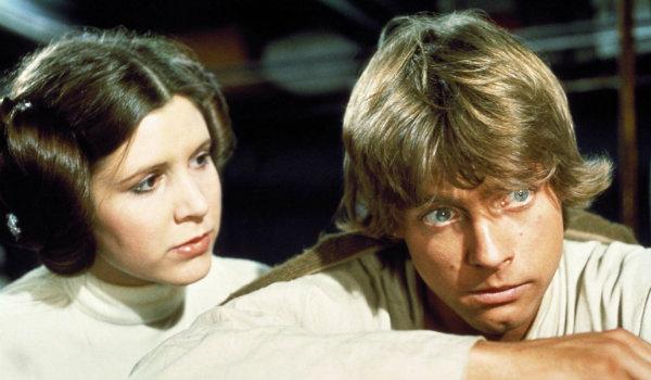 Luke Leia Skywalker