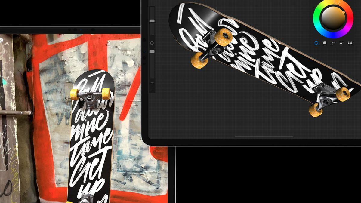 New Procreate iPad feature is blowing the internet's mind