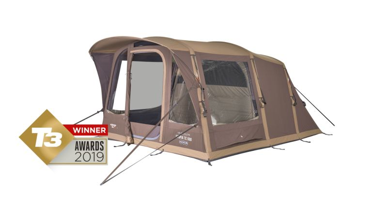 T3 Awards 2019 Vango Utopia Air TC 500 is our top tent of the year