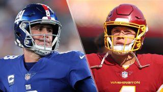 Giants vs Washington live stream