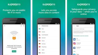 Kaspersky's Android VPN app comes under fire for intrusive