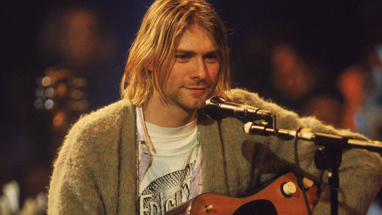 Paper pizza plate used by Kurt Cobain sells for an astonishing $22,000 | Louder