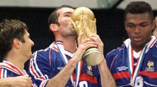 Zinedine Zidane trophy
