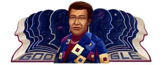 Google honored the legacy of science fiction author Octavia E. Butler with a Google Doodle June 22, 2018, which would have marked the writer's 71st birthday.