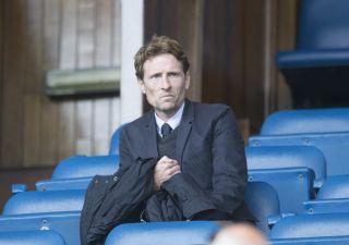 Soccer – Scottish Championship – Play Off Semi Final – First Leg – Rangers v Hibernian – Ibrox Stadium