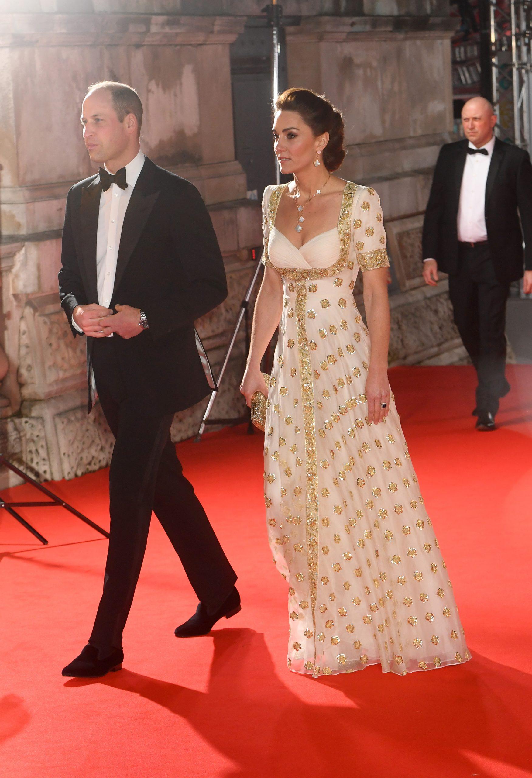 Duchess of Cambridge bafta