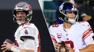 Buccaneers vs Giants live stream