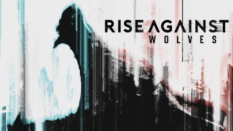 Cover art for Rise Against - Wolves album