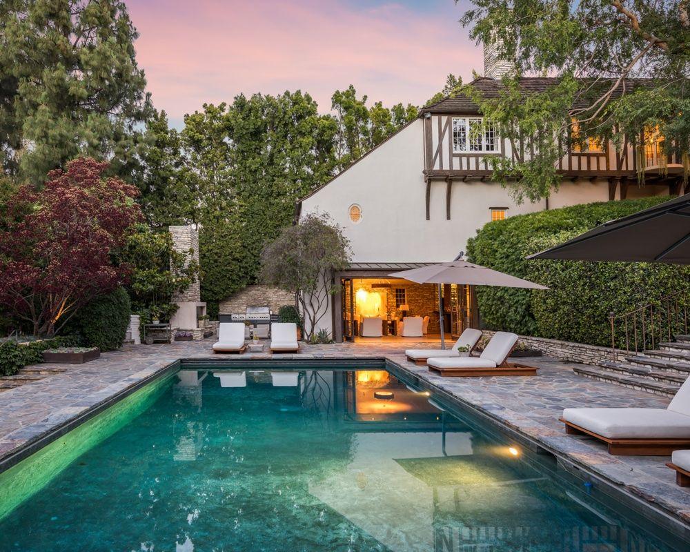 Jennifer Aniston and Brad Pitt's stunning former home sells for $32.5m