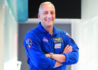 Former NASA astronaut Mike Massimino
