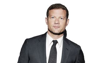 The X Factor The Band Dermot O'Leary