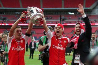 Arsenal v Chelsea – Emirates FA Cup – Final – Wembley Stadium