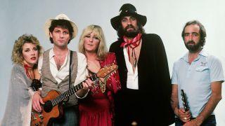 Fleetwood Mac in 1982: (l-r)StevieNicks, Lindsey Buckingham,Christine McVie, Mick Fleetwood, John McVie